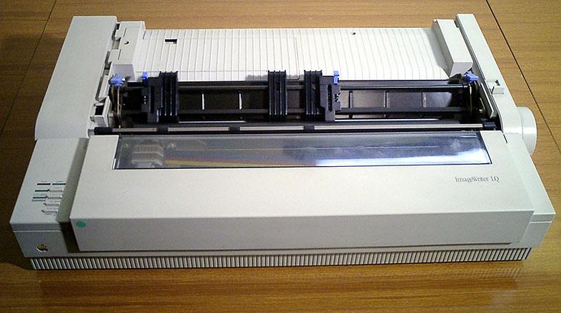 Impresora matricial - Wikipedia, la enciclopedia libre
