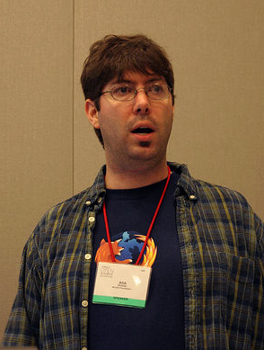 Asa Dotzler speaks on Mozilla Community at OSC...