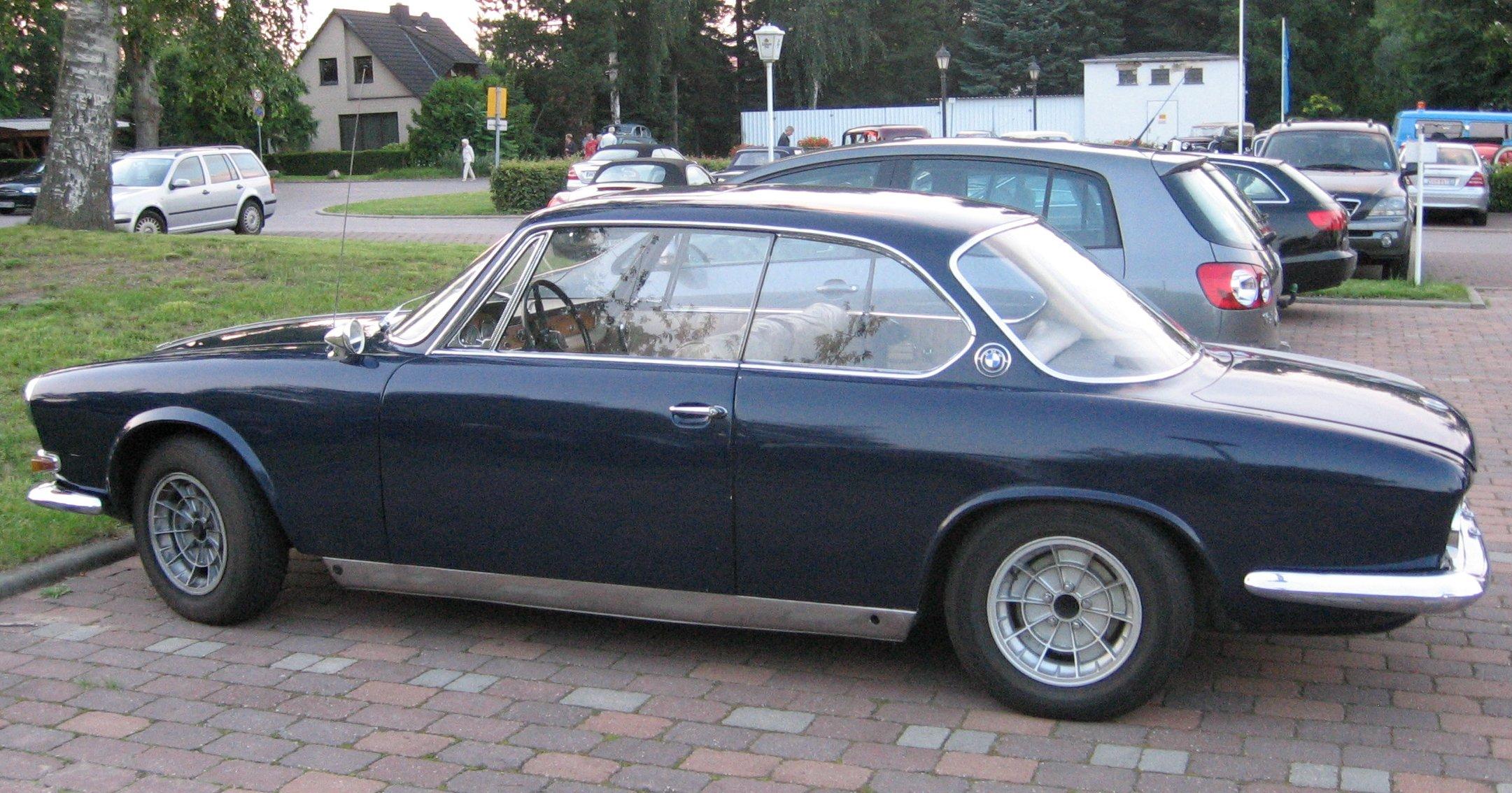 BMW 3200 CS #