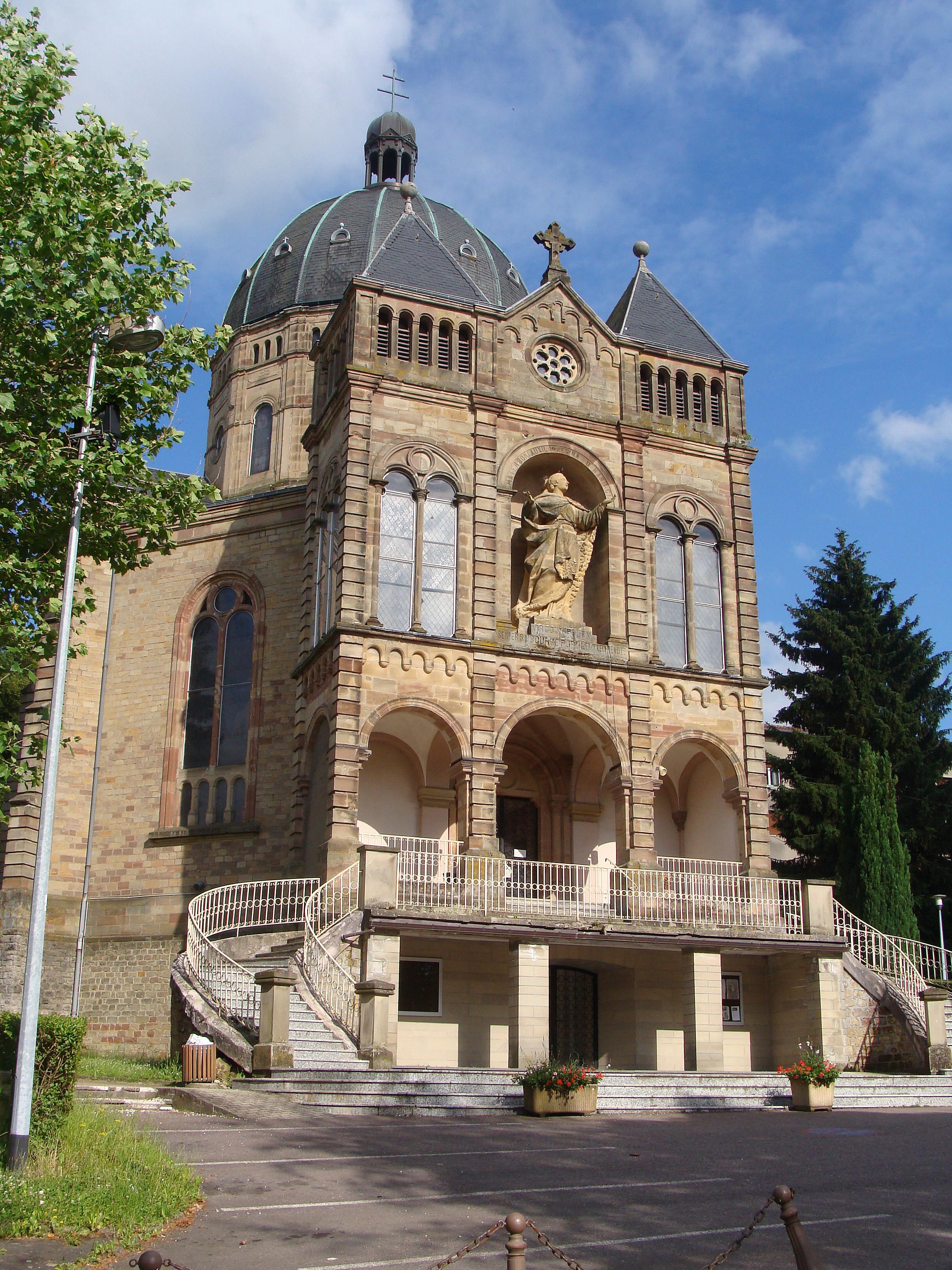 fichier:basilique de saint-avold — wikipédia