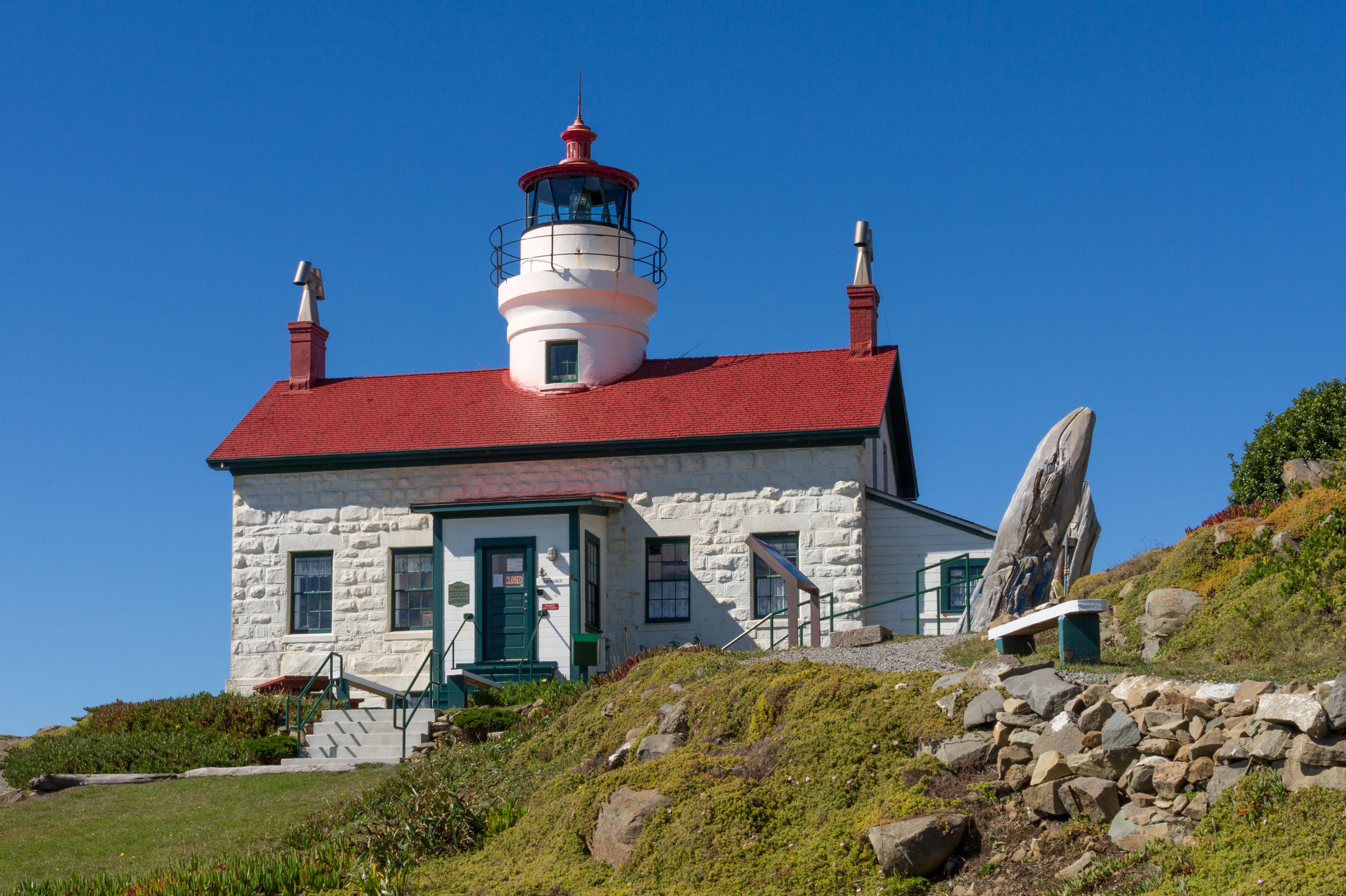 File Battery Point Lighthouse Crescent City Jpg