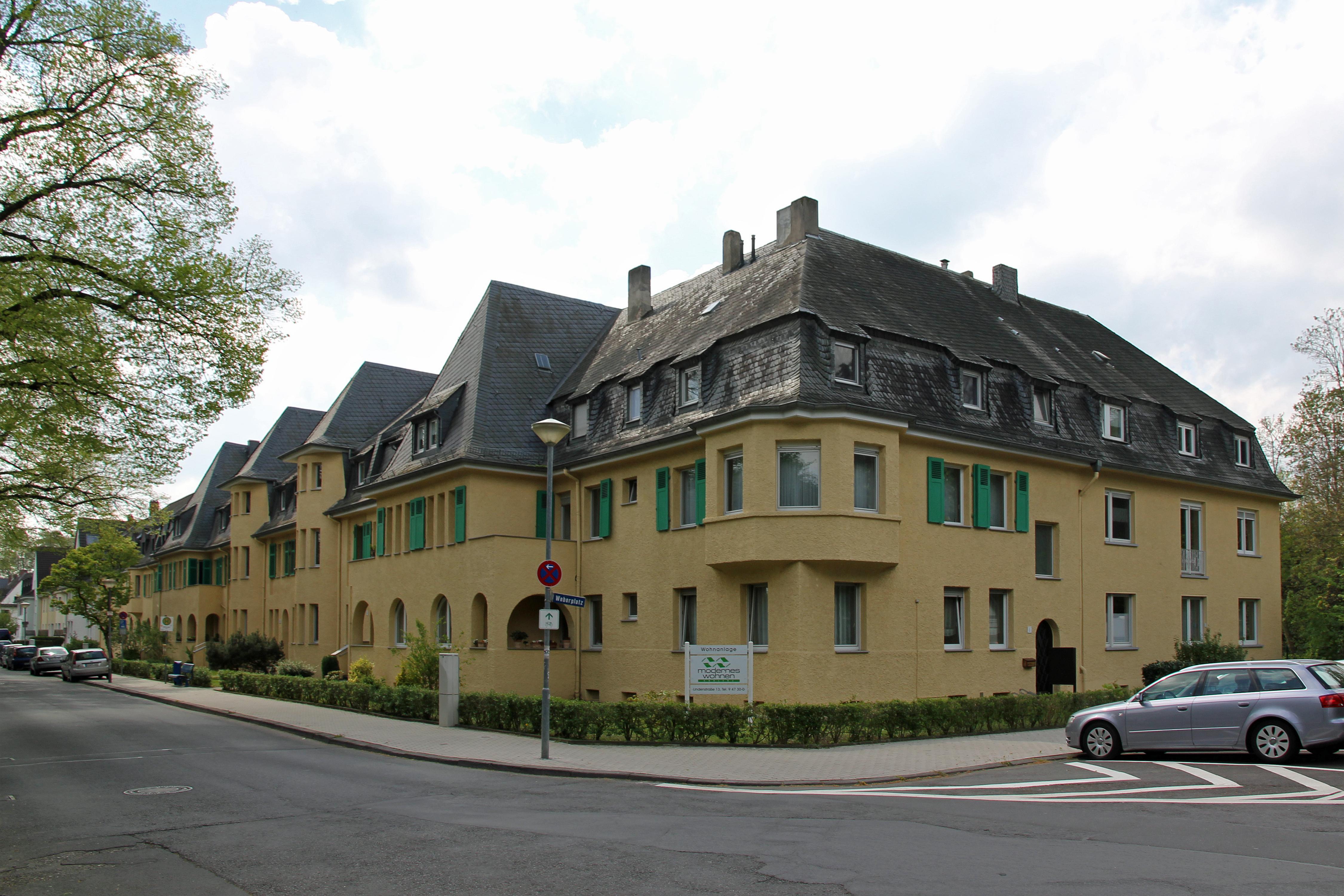Beamtensiedlung Oberwerth Wikipedia
