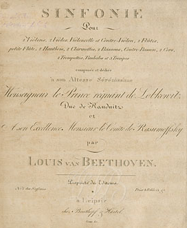 Symphony No  Beethoven  Wikipedia  Beethoven