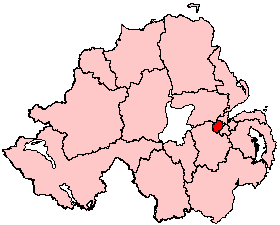Belfast West (Assembly constituency) Constituency in the Northern Ireland Assembly