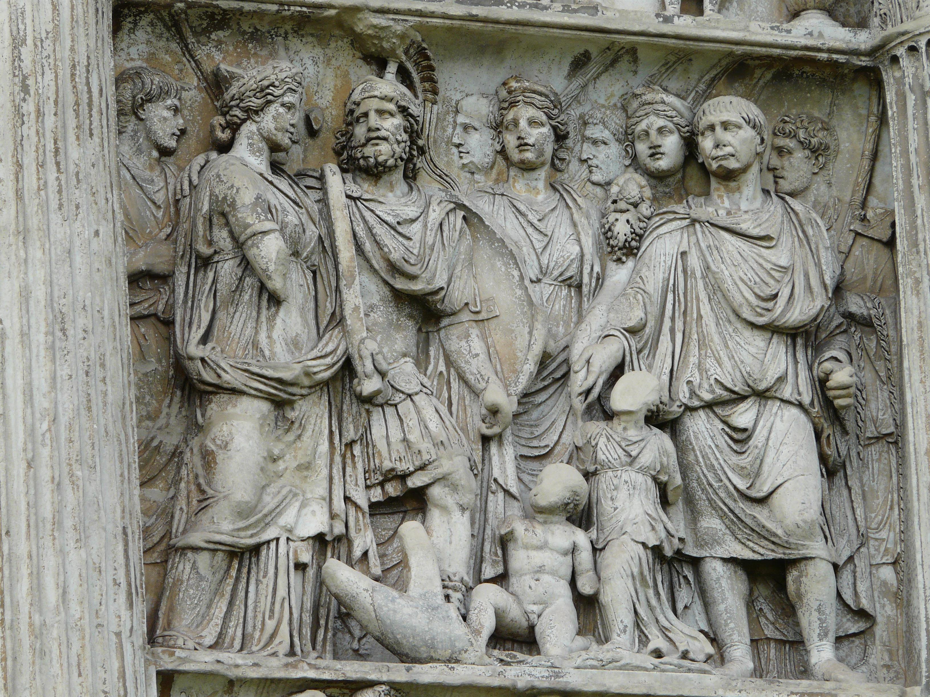File:Benevento arco di Traiano.JPG - Wikimedia Commons