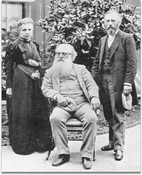 Безант,Олкотт и Джадж в Лондоне