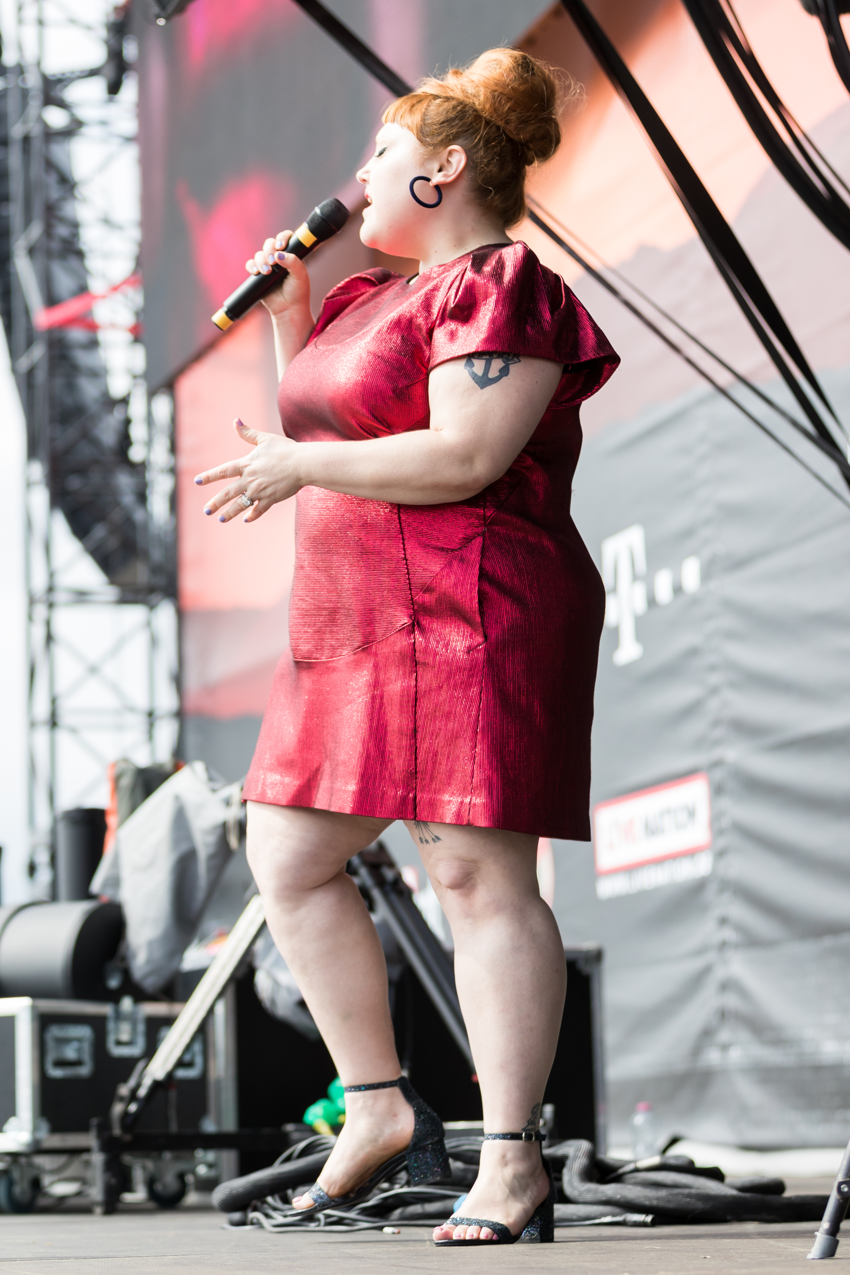 Beth Ditto Nude Photos 33