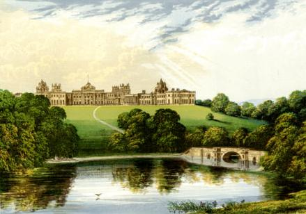 English landscape garden wikiwand blenheim palace park by capability brown workwithnaturefo