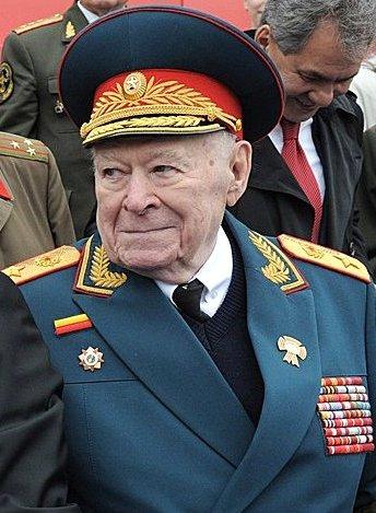 Генерал армии филипп денисович бобков