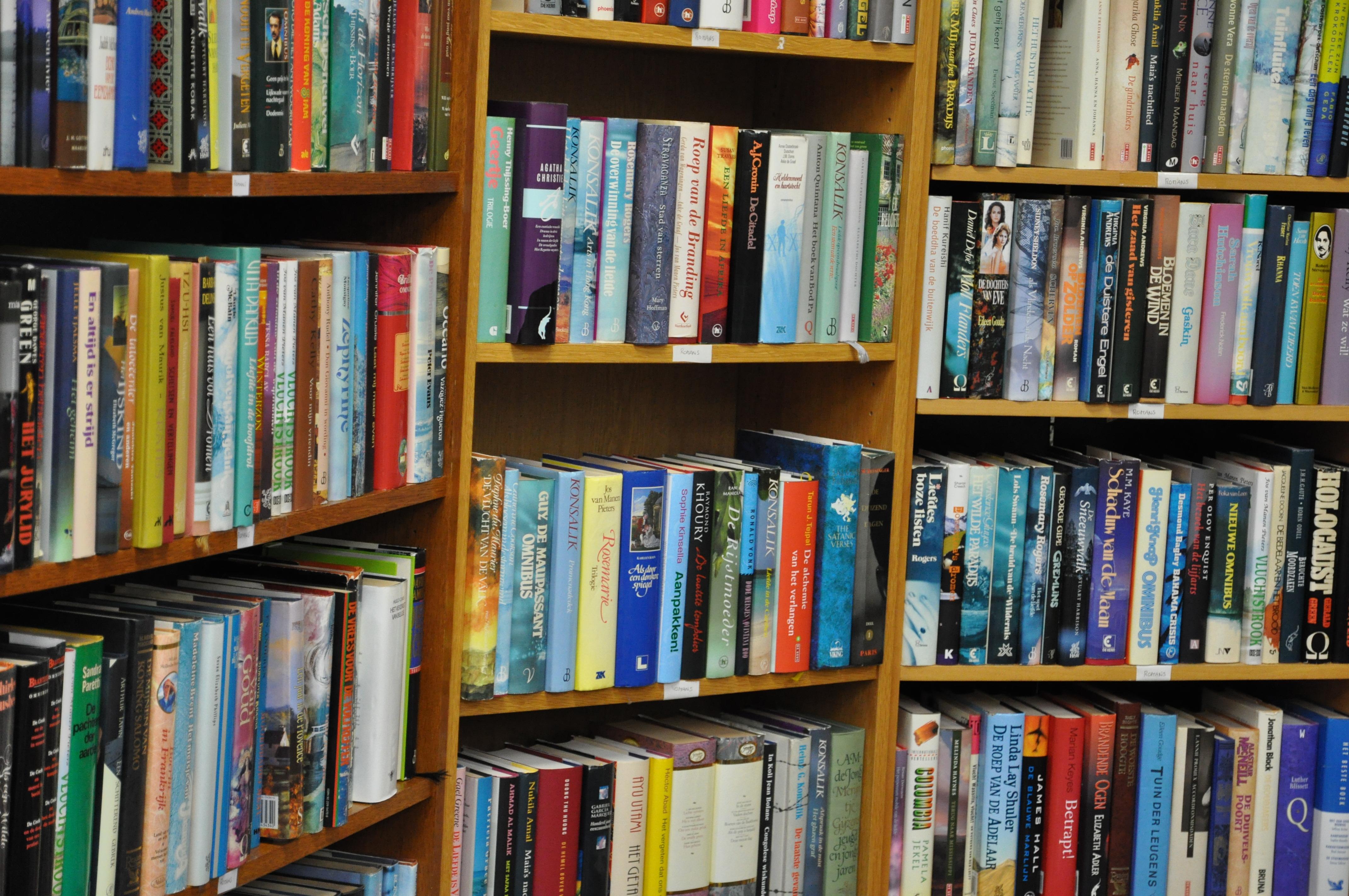 Citaten In Boeken : File boeken kringloop woerden g wikimedia commons