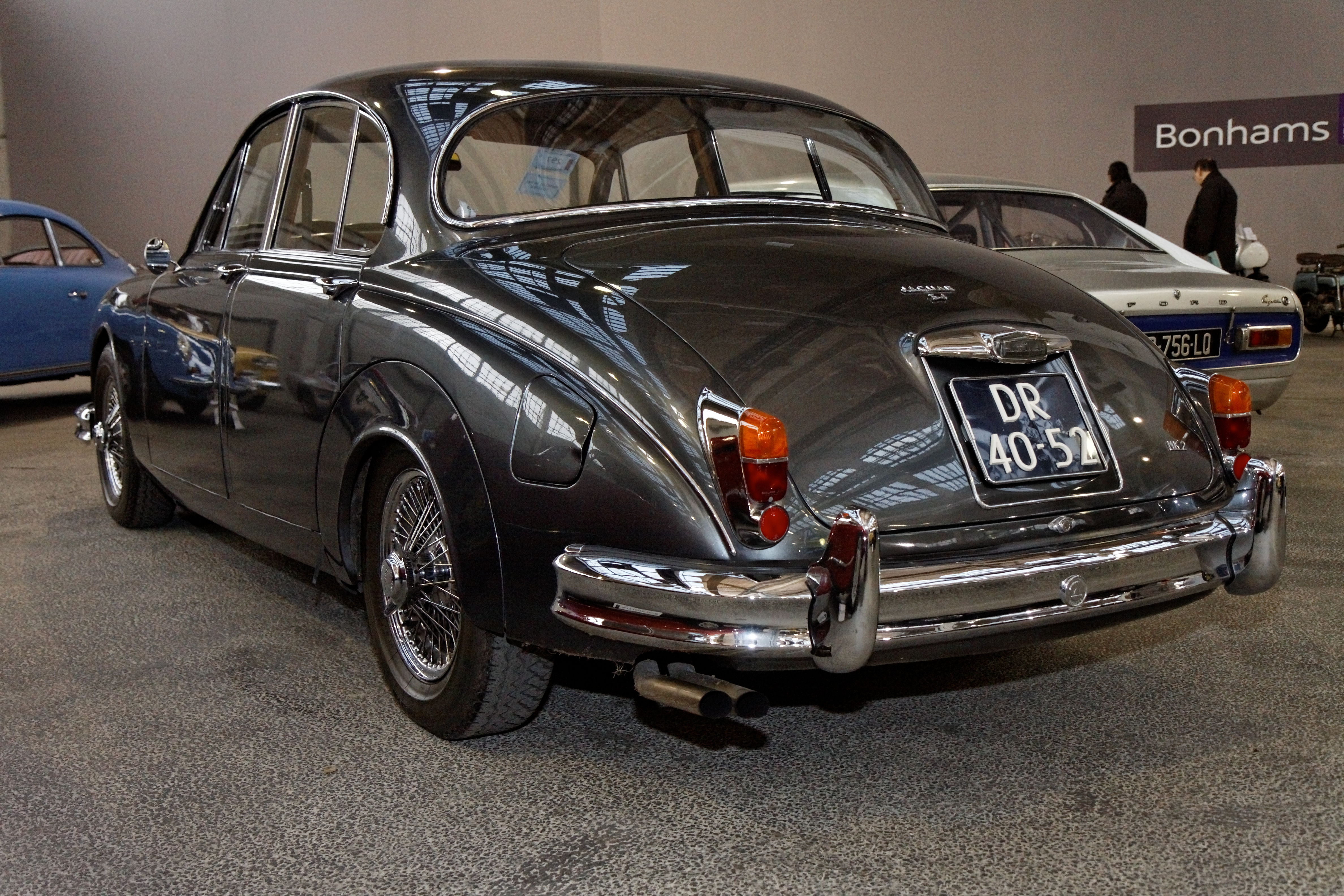 sale for classic jaguar en market mark ii driver car mk