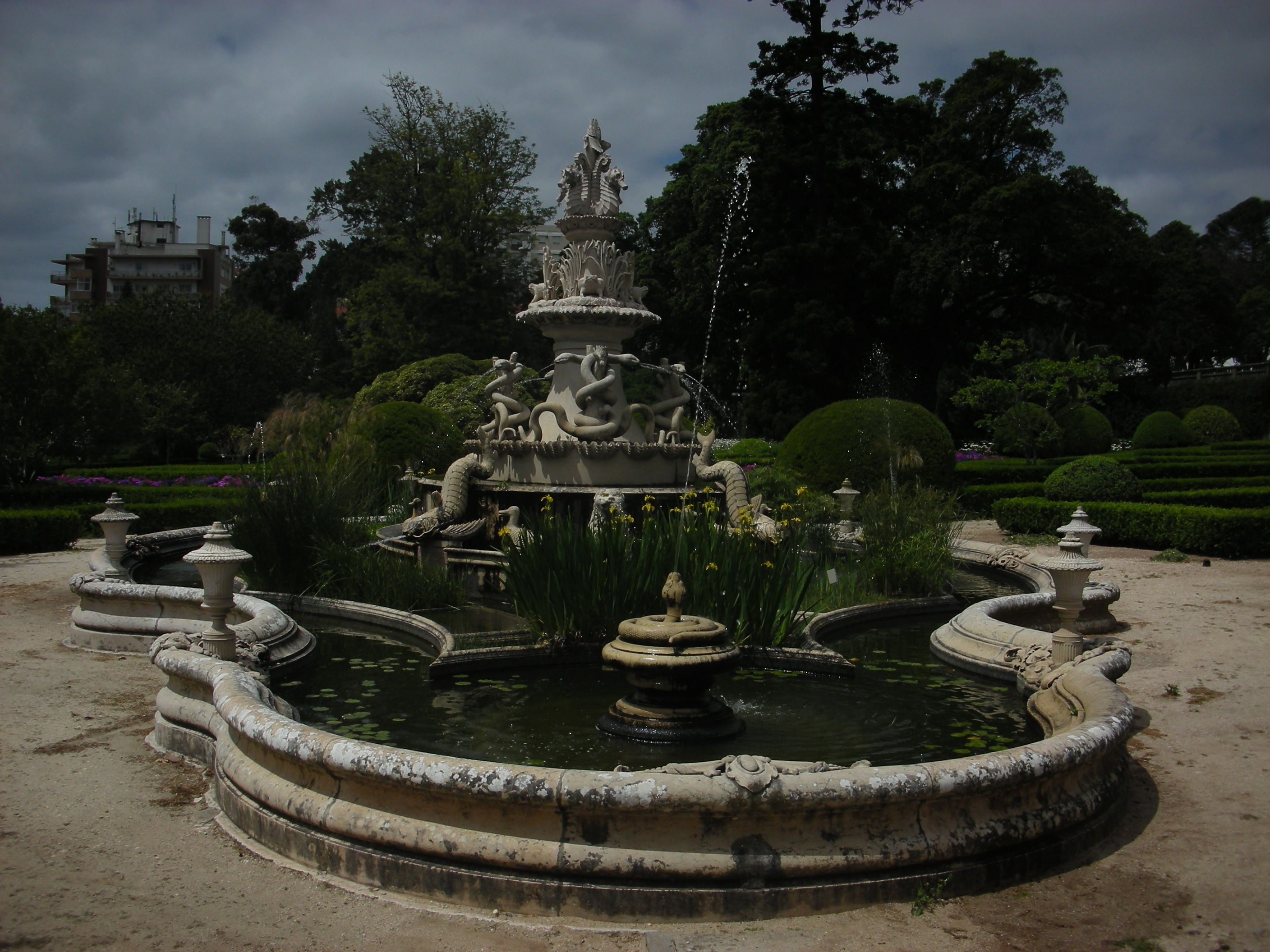 The Botanical Garden In Lisbon: This Is Not Just About Botany