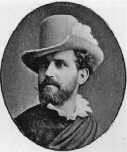 Jacques Bouhy Belgian opera singer