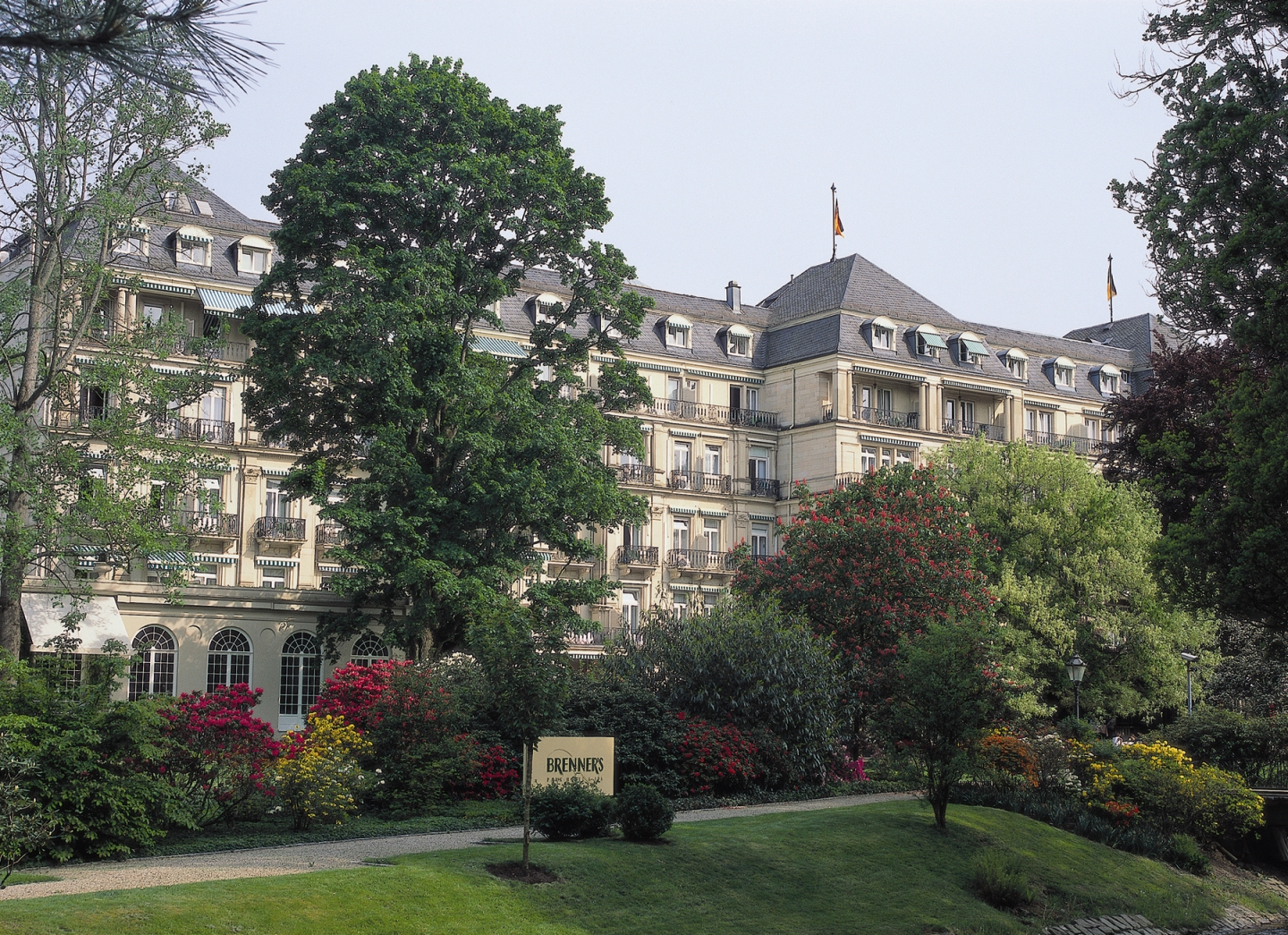 Baden-Baden's Brenners Park-Hotel — Photo: Brenners Park-Hotel & Spa