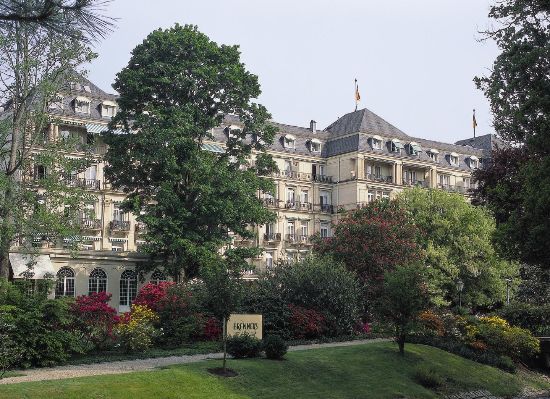 Brenner Hotel Baden Baden Germany