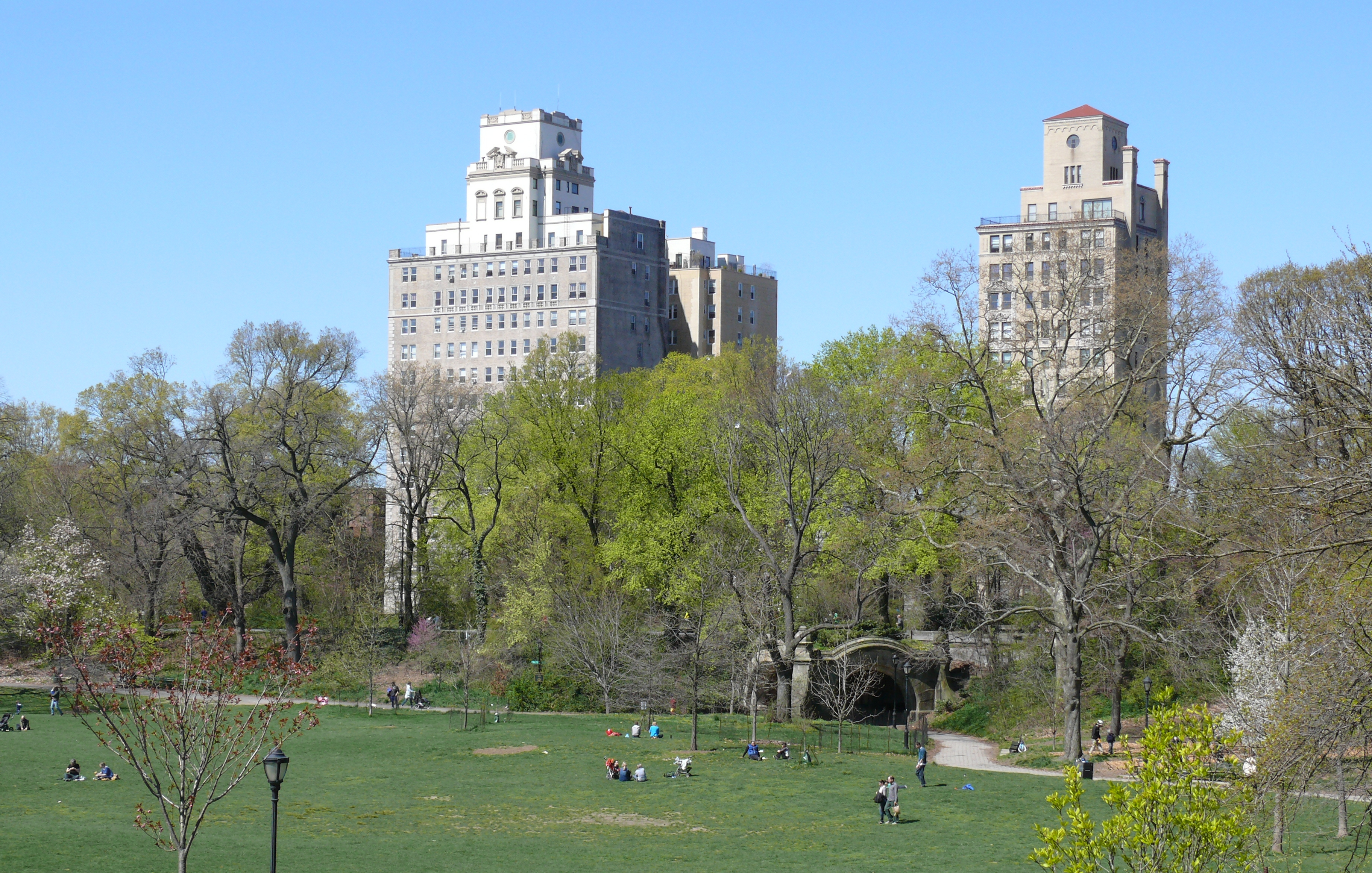 Enjoy The Beautiful Sights At Prospect Park New York
