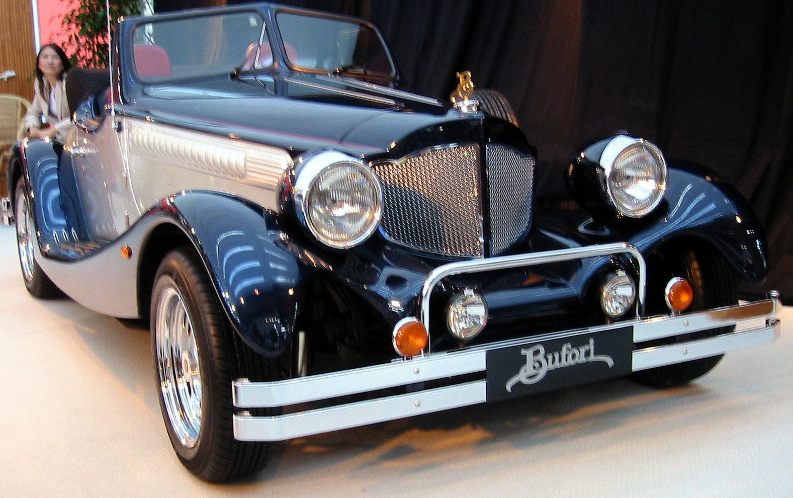Car Max: Bufori cars p...