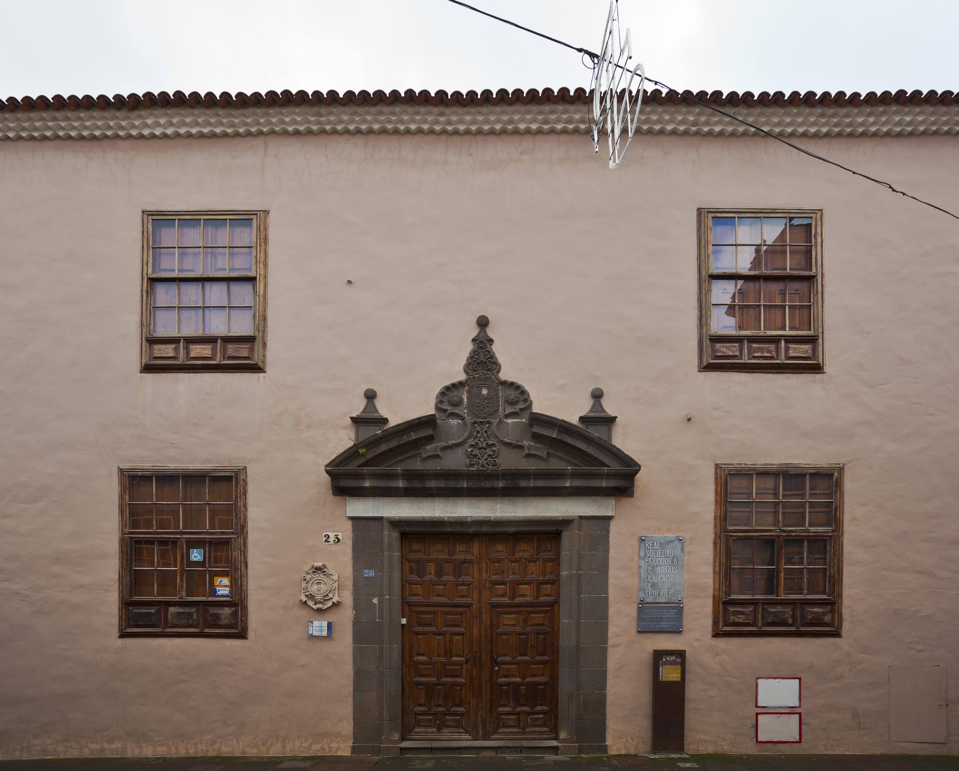 File casa de los jesuitas san crist bal de la laguna - Casas en la laguna ...