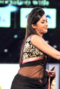 Catherine Tresa at 60th South Filmfare Awards 2013 (cropped).jpg