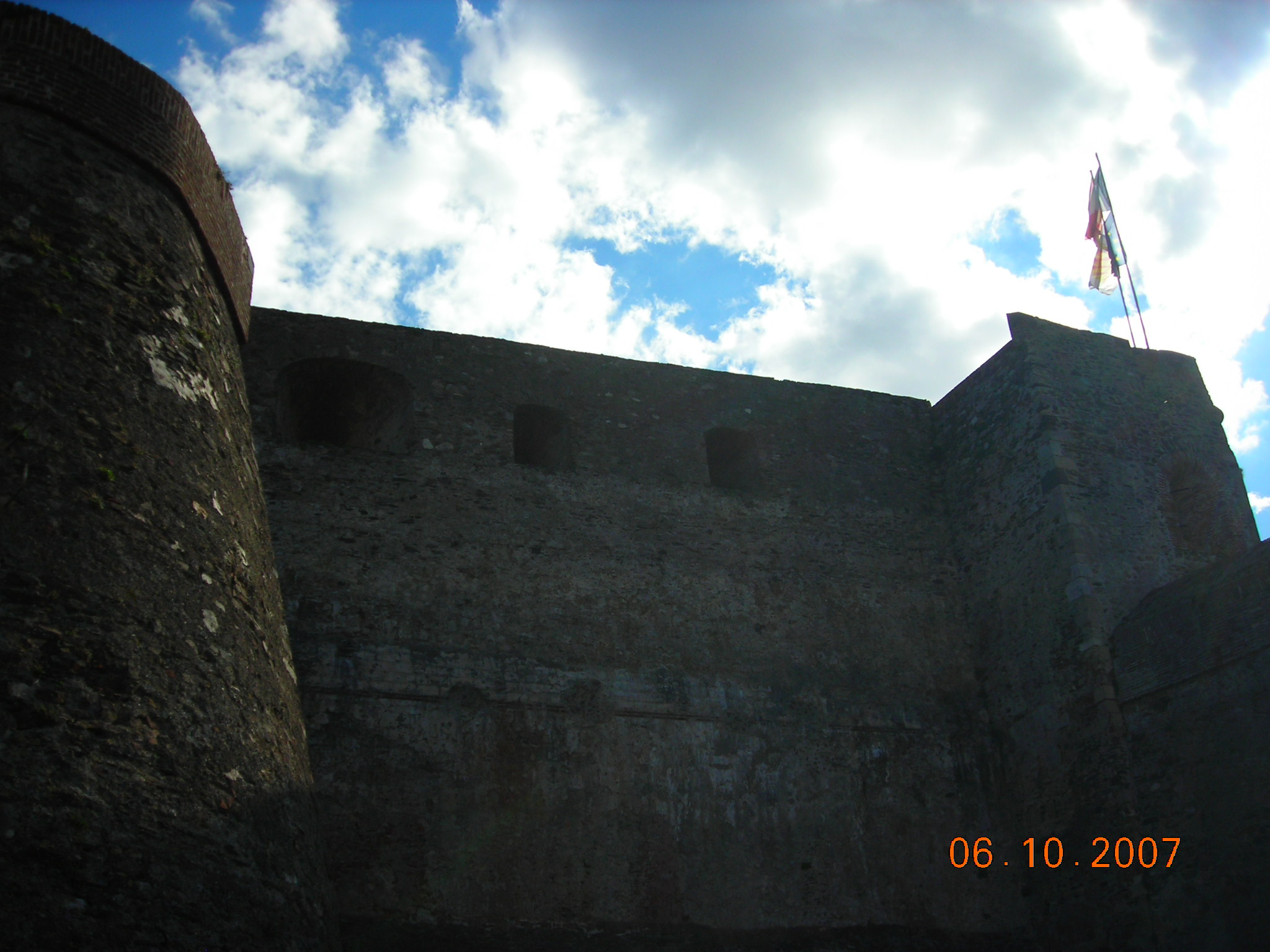File chateau royal de wikimedia commons - Chateau royal collioure ...