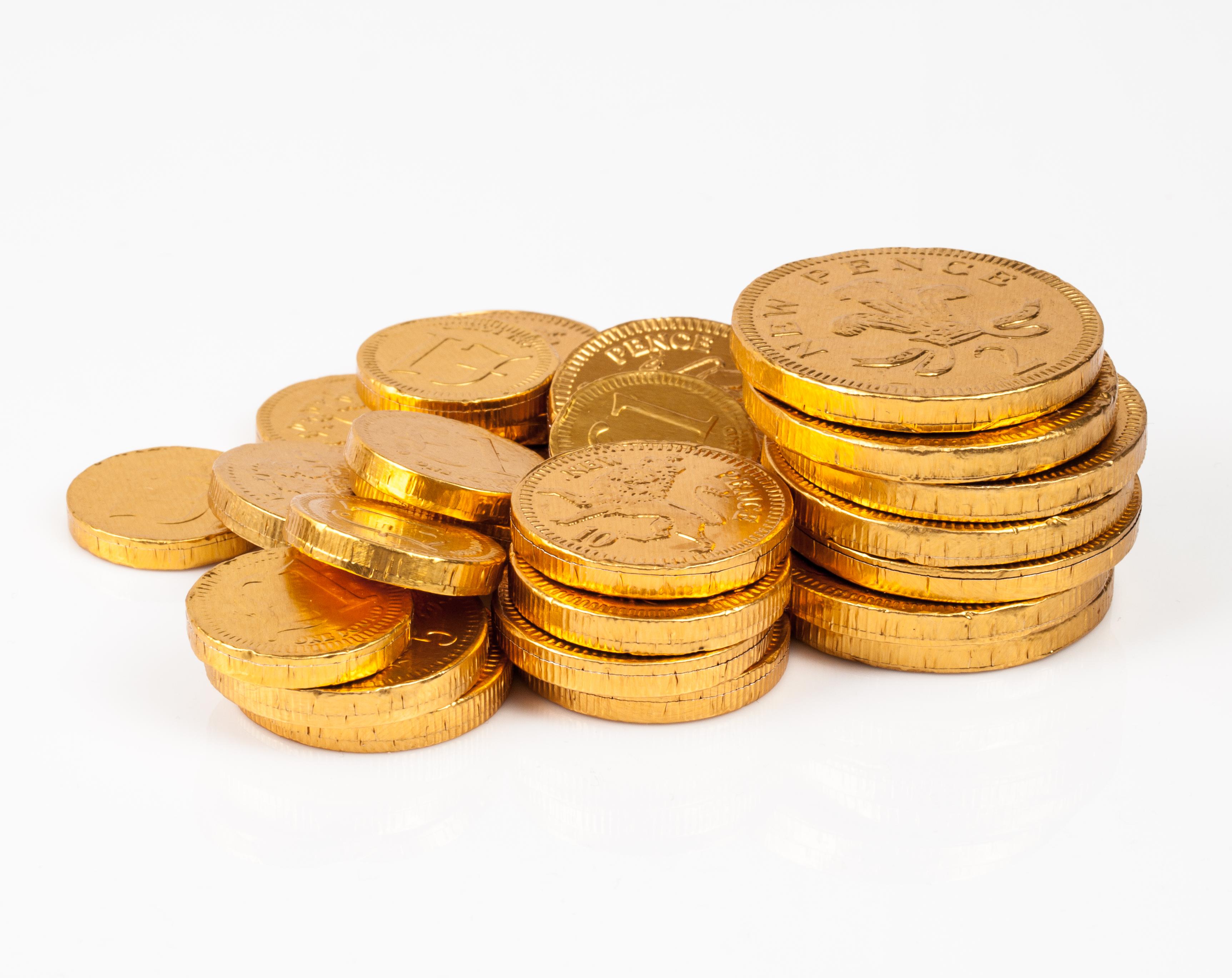 File:Chocolate Coins (11734033133).jpg - Wikimedia Commons