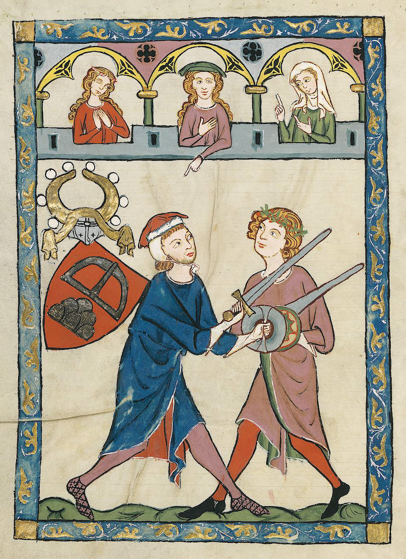 Préférence Tournoi (Moyen Âge) — Wikipédia QX17