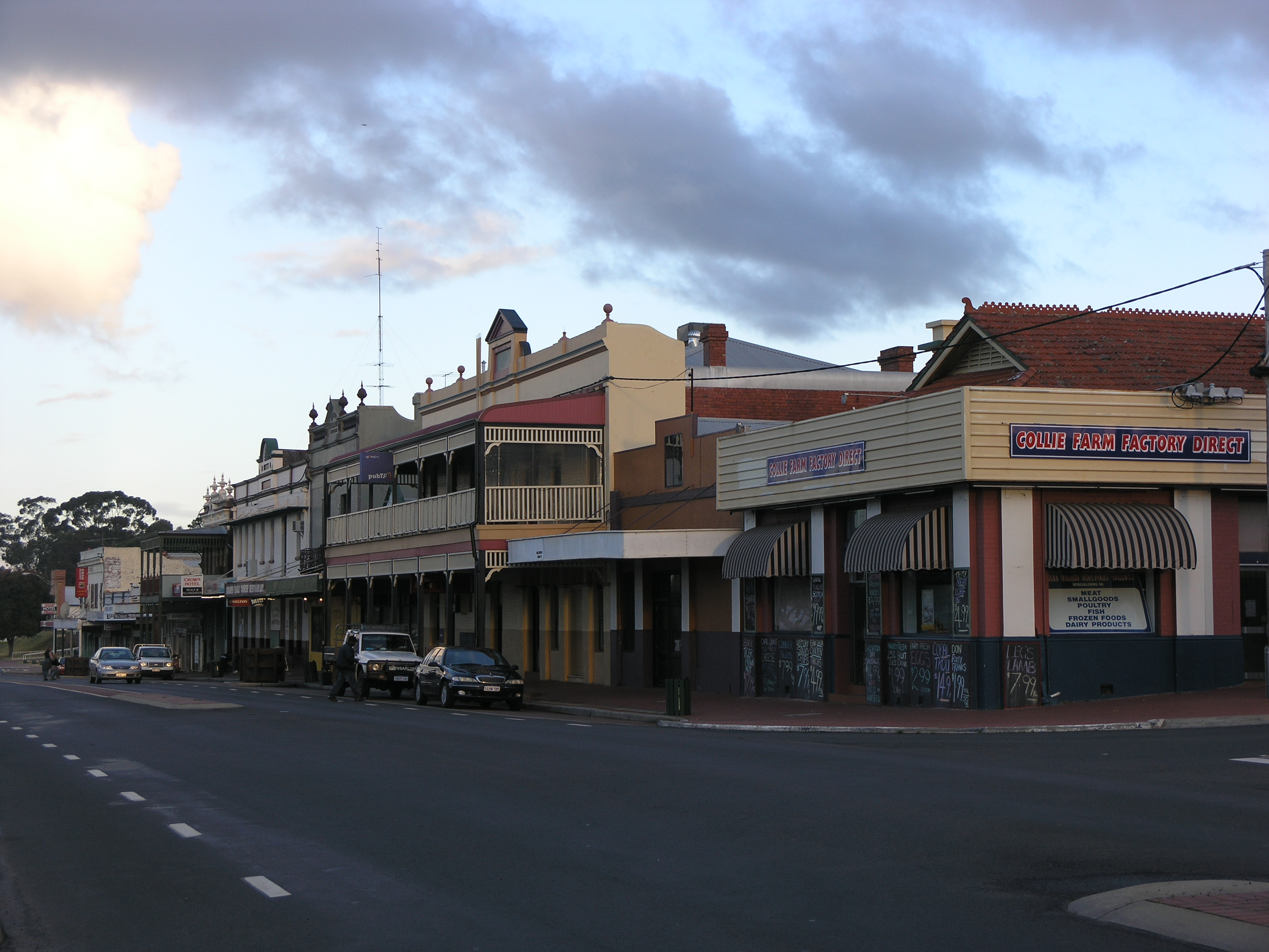 Collie Australia  city images : Collie WA SMC main street2 Wikimedia Commons