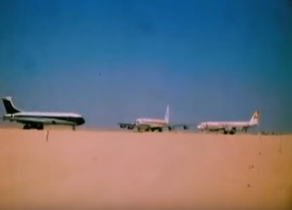 β PFLP旅客機同時ハイジャック事件