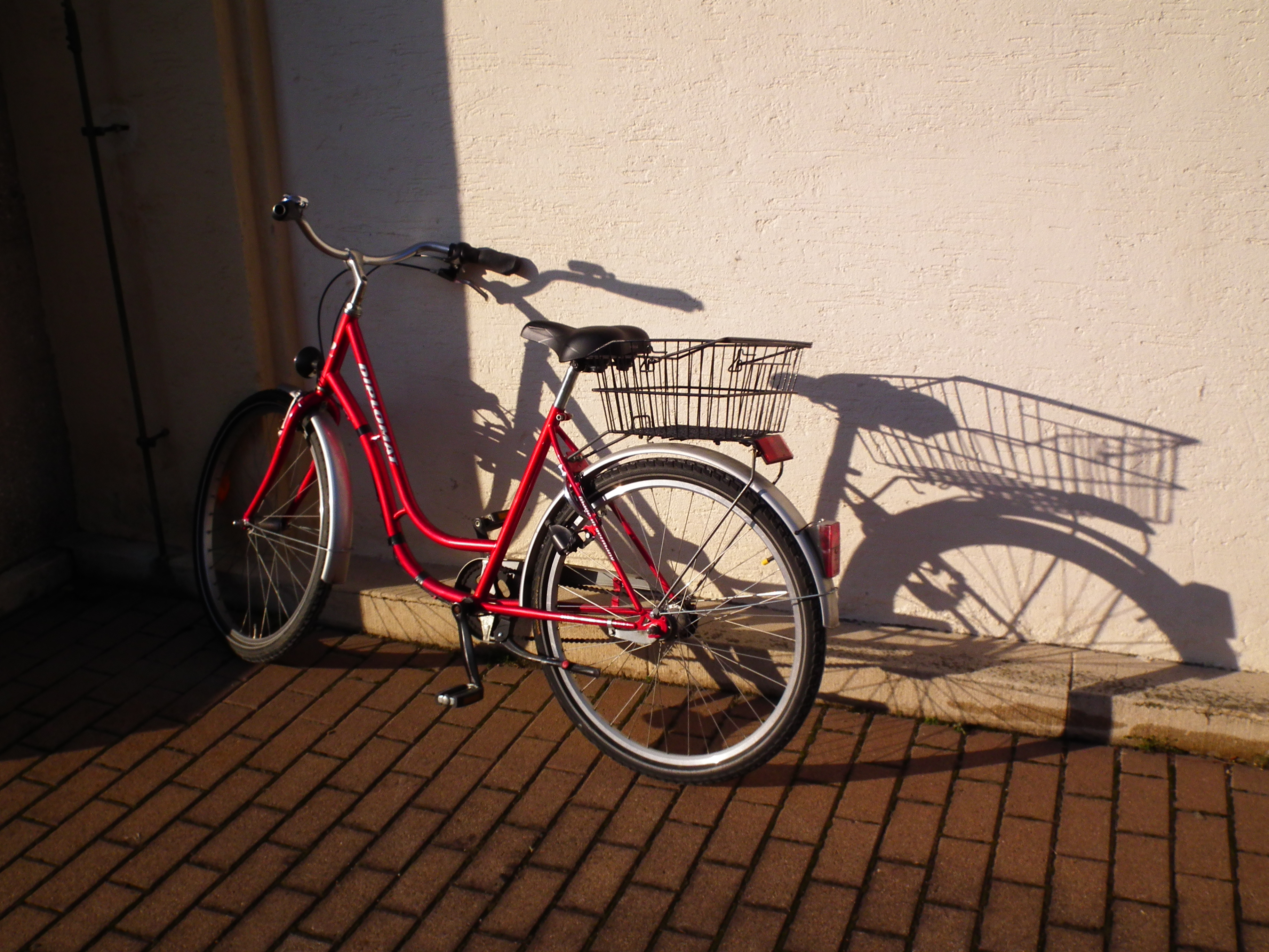 diplomat fahrrad
