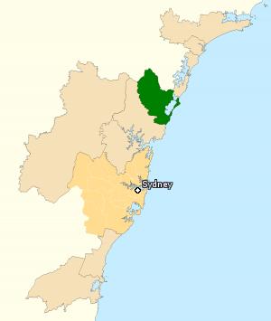 Division of Dobell