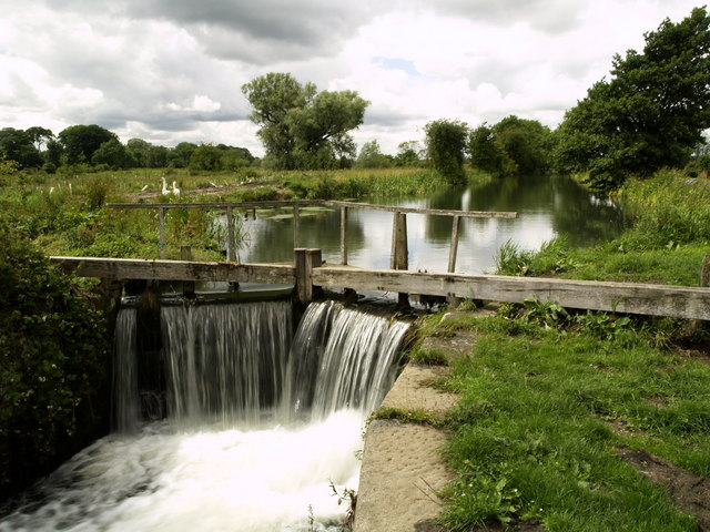 Driffield Canal at Wansford