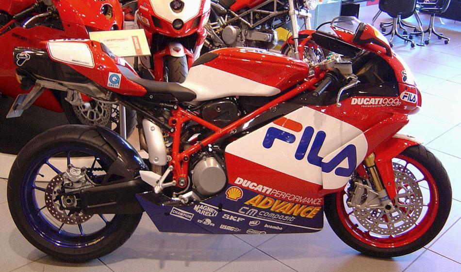 Ducati  R