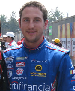 Erik Darnell American stock car racing driver