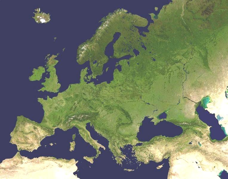 File Europesatelliteorthographic101 Jpg Wikimedia Commons
