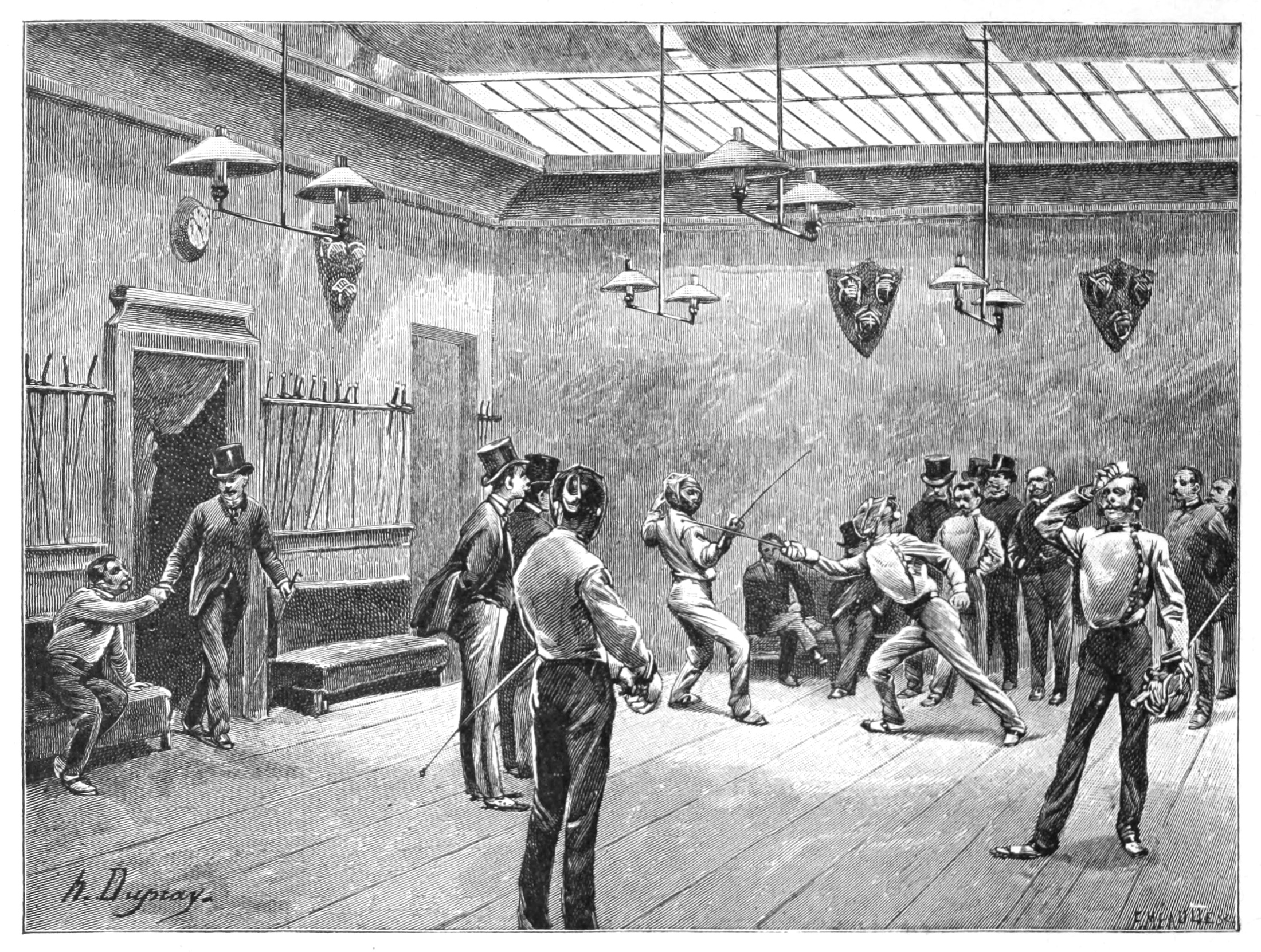 File:Fencing-Room in Paris 1887.jpg