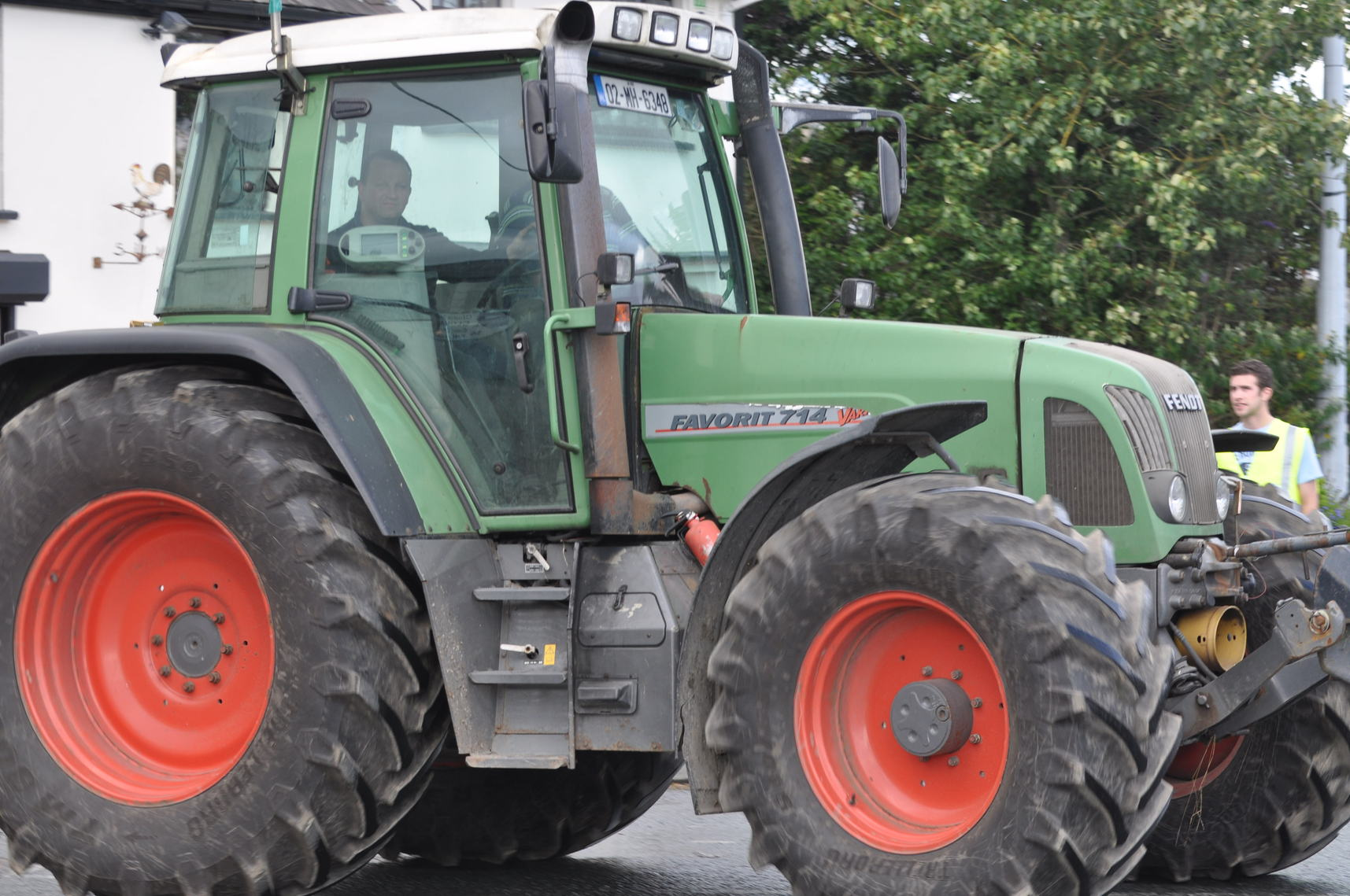 File:Fendt Favorit 714- 1st Annual Edward Cosgrave Tractor Run in Aid of REHAB