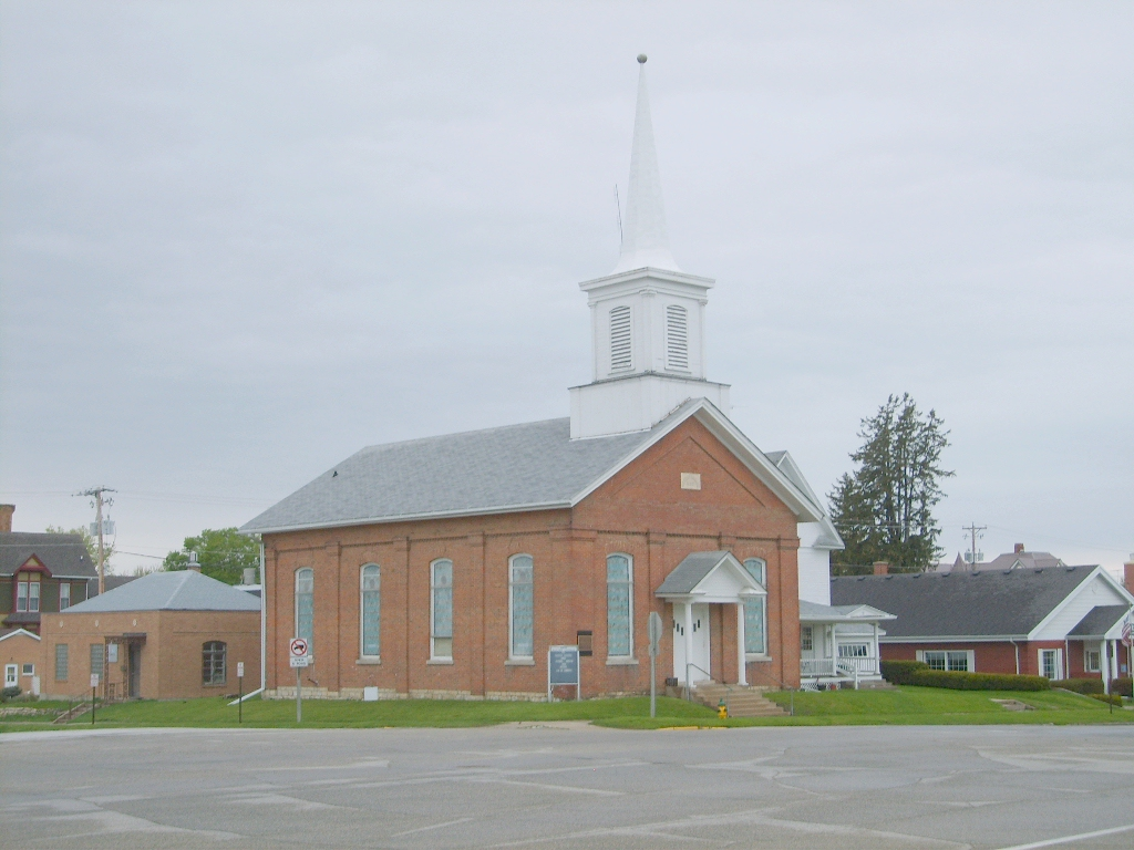 West Union Iowa >> First Baptist Church Of West Union Wikipedia