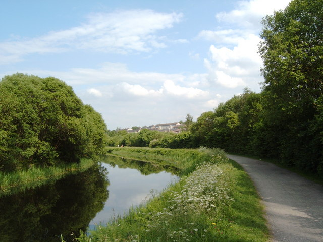 Forth and Clyde Canal - geograph.org.uk - 468612