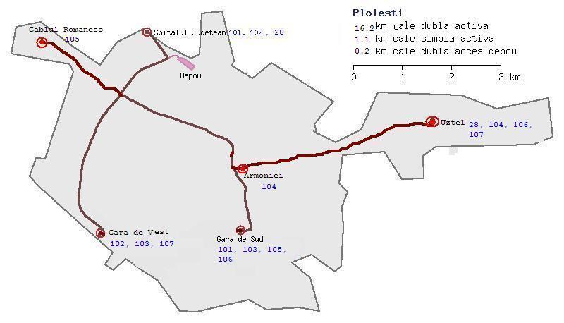 Ploiești Tramway Wikipedia