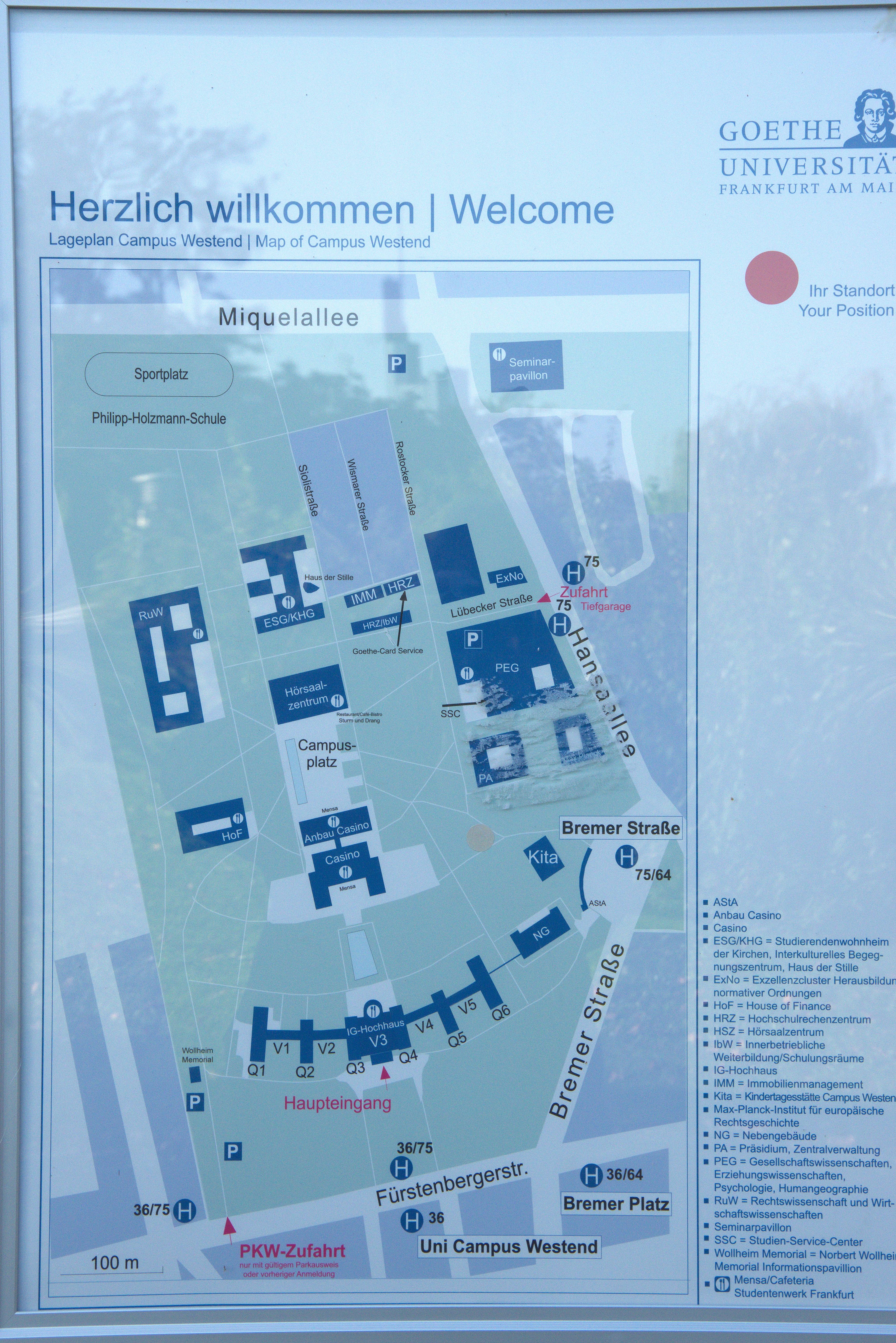Institut Für Humangeographie Frankfurt