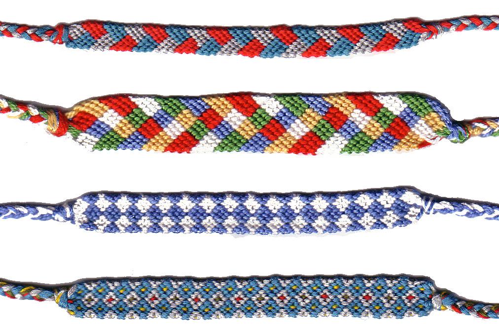 file friendship bracelet square forms jpg wikimedia commons