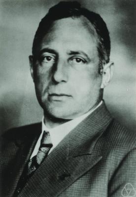image of Fritz Noether