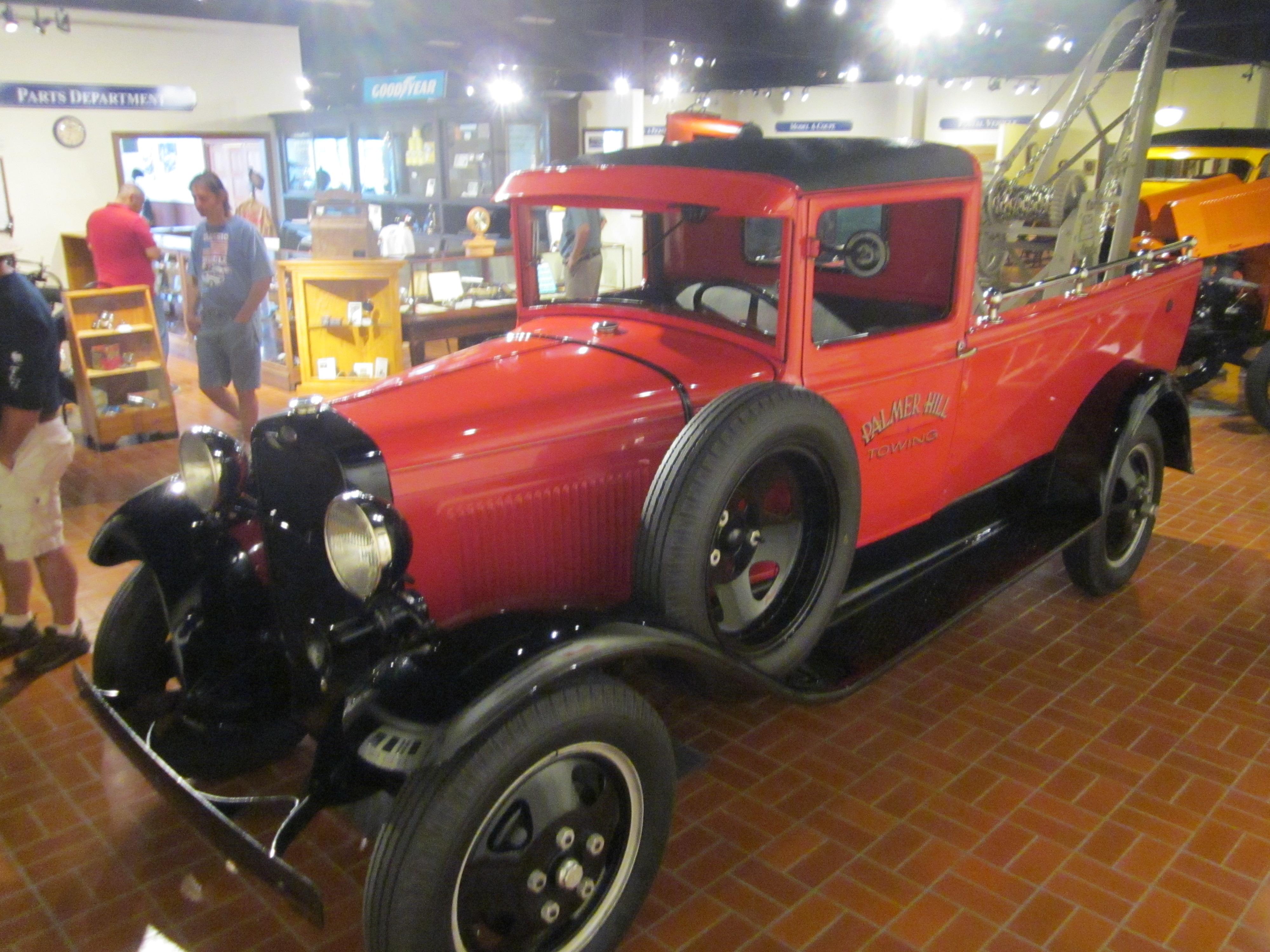 FileGilmore Car Museum Hickory Corners Michigan USA Model A - Classic car museums in usa
