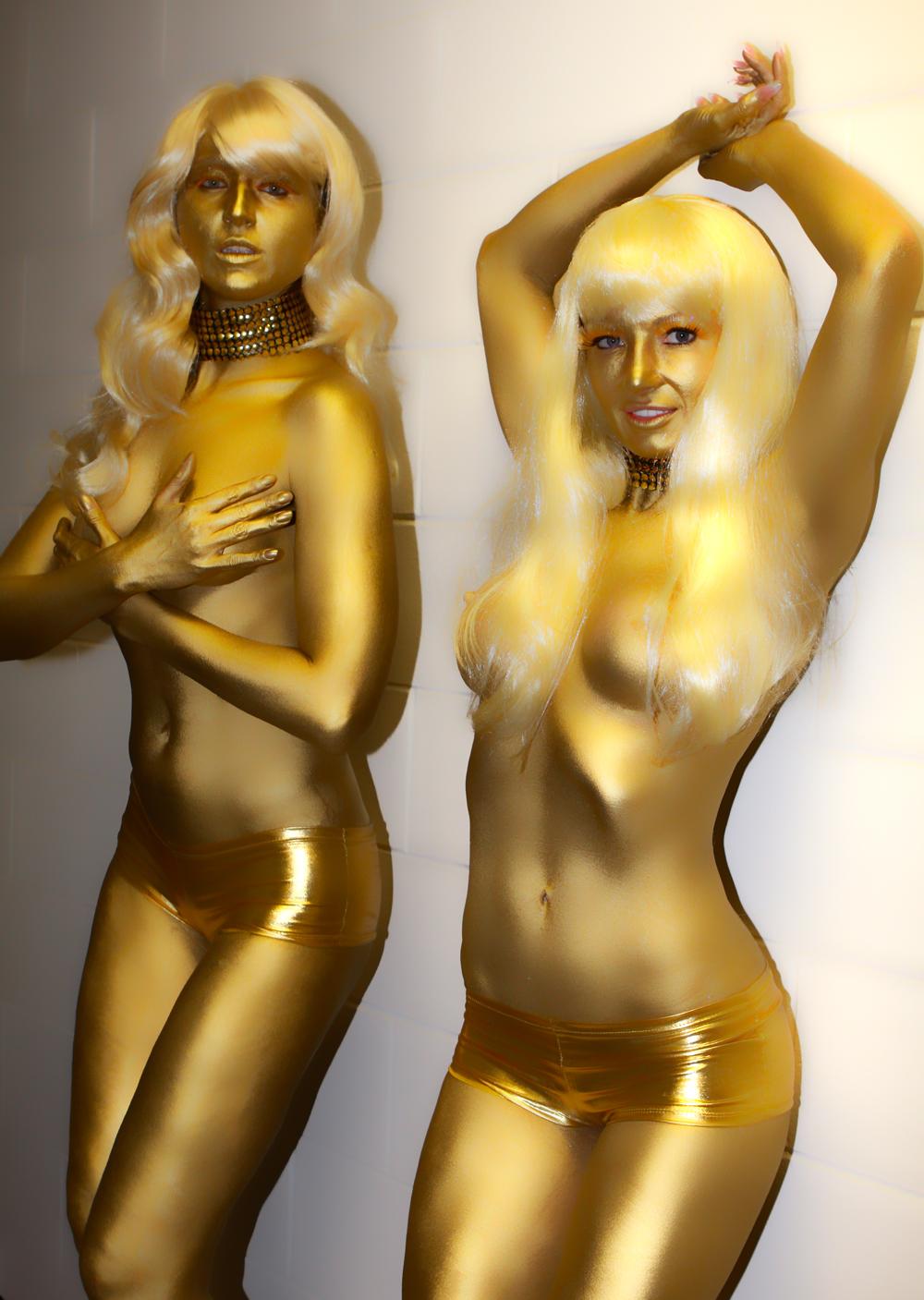 Human statue sex porn scenes