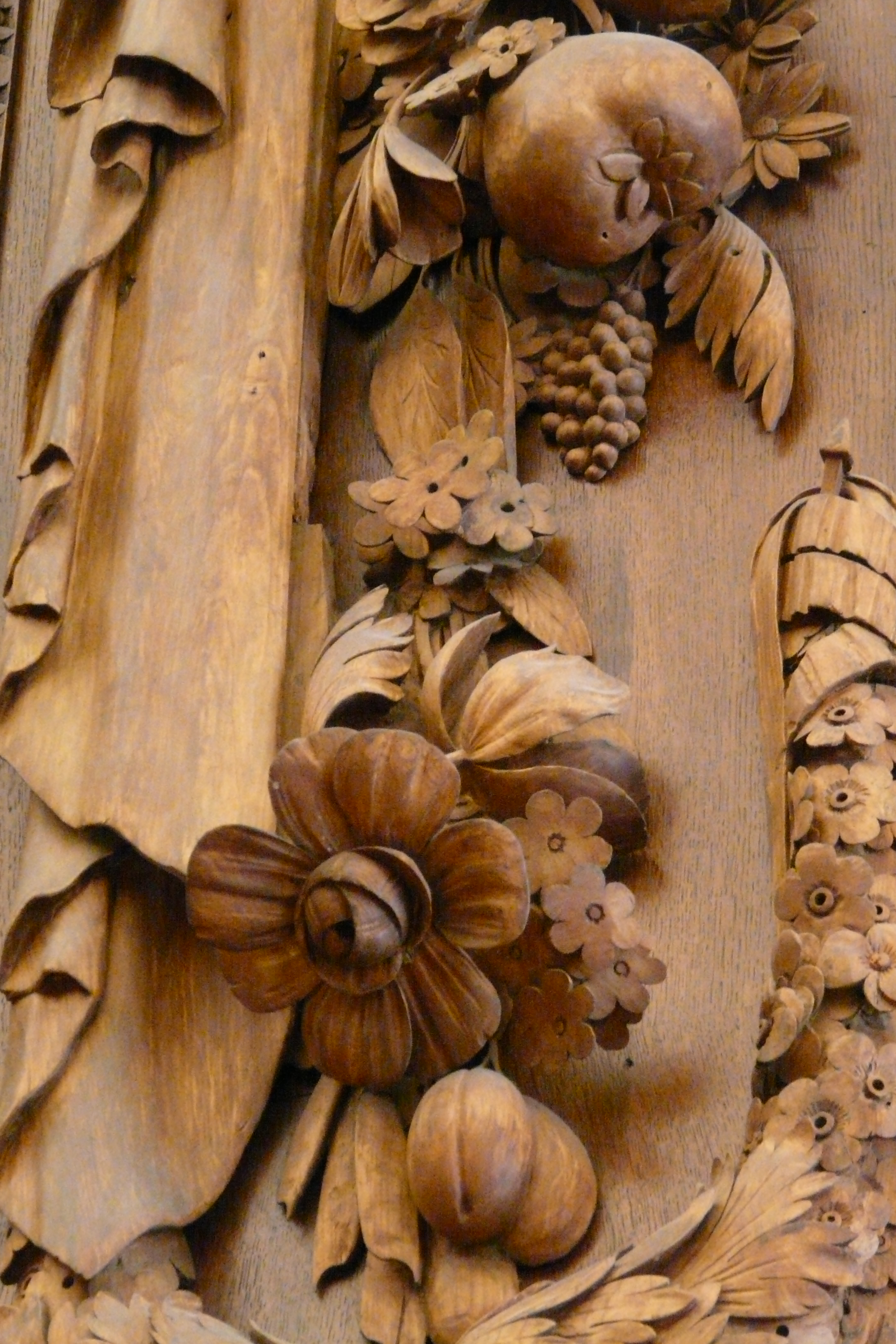 File grinling gibbons hampton court g wikipedia