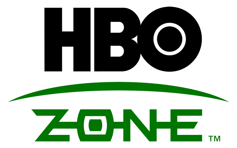 HBO Zone logo, used from 1999 to 2014.
