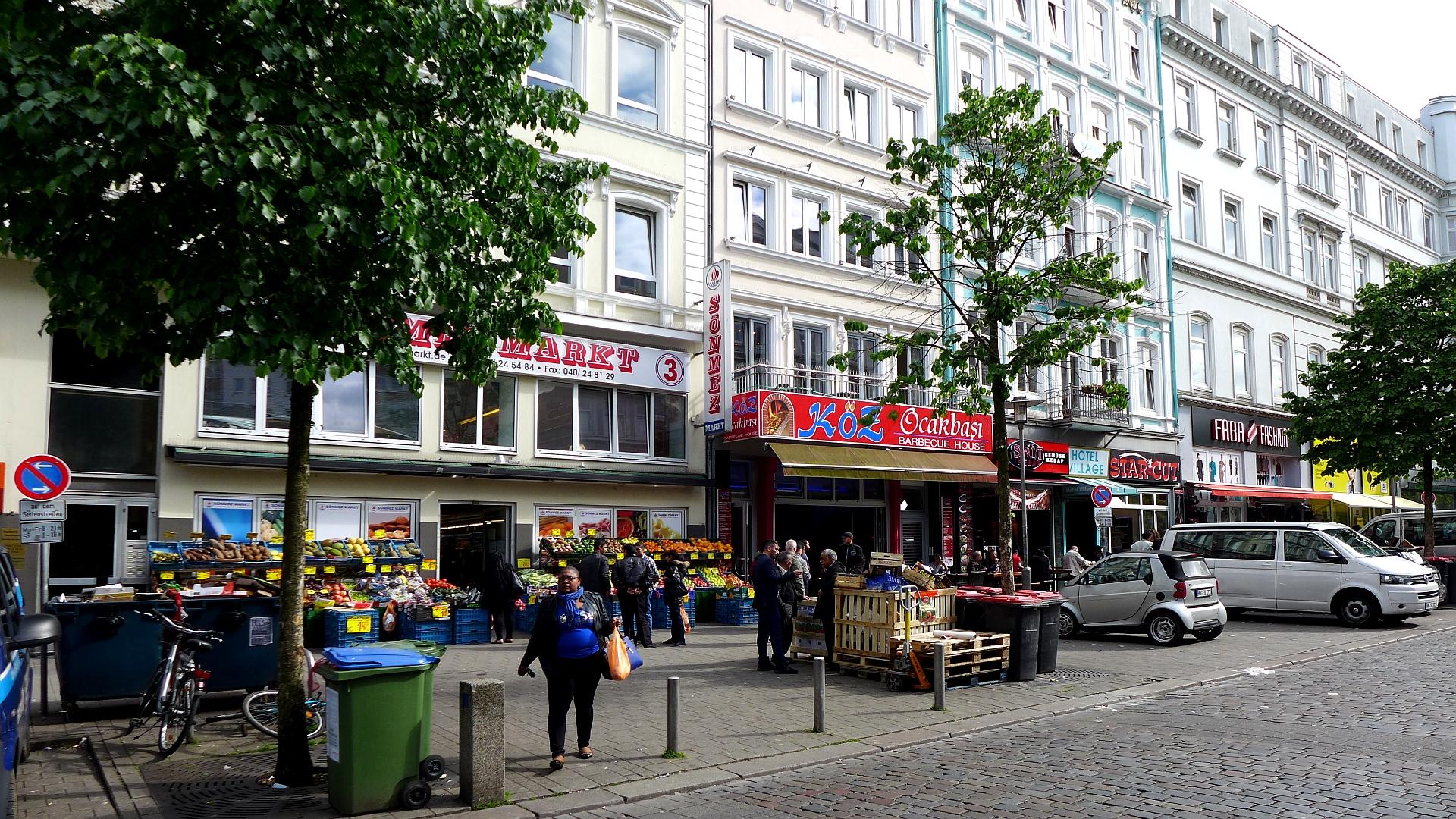 Hamburg Steindamm