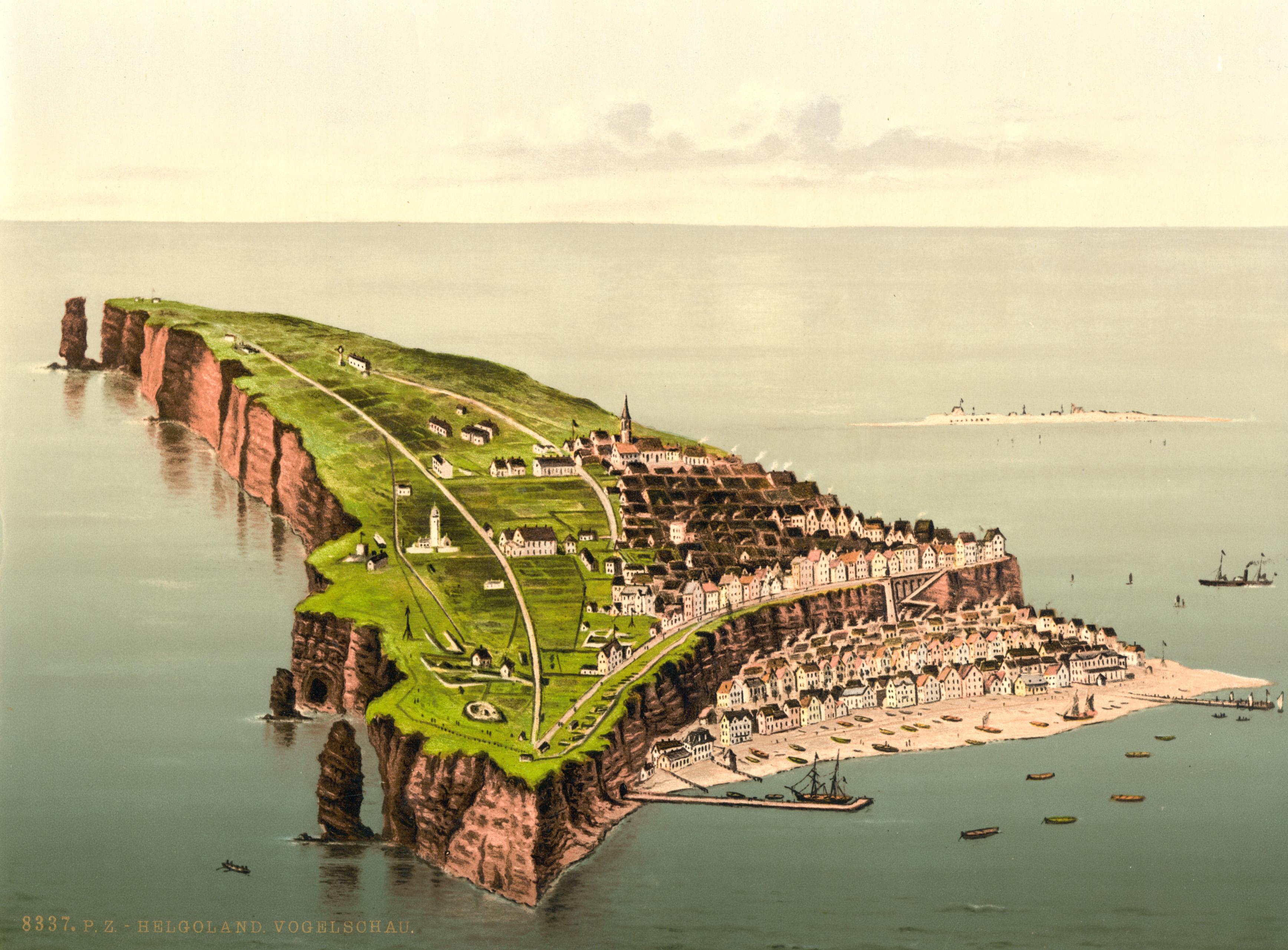 Helgoland. Public Domain