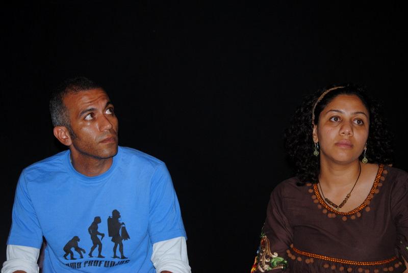 file hossam el hamalawy and asmaa aly jpg wikimedia commons