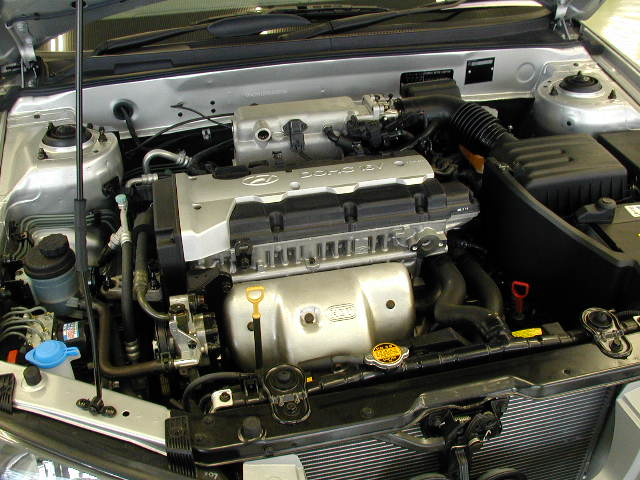 Hyundai Beta Engine
